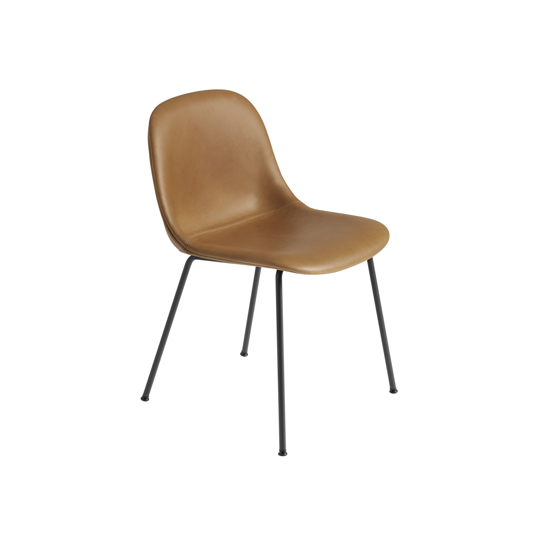 Fiber side chair tube base-11
