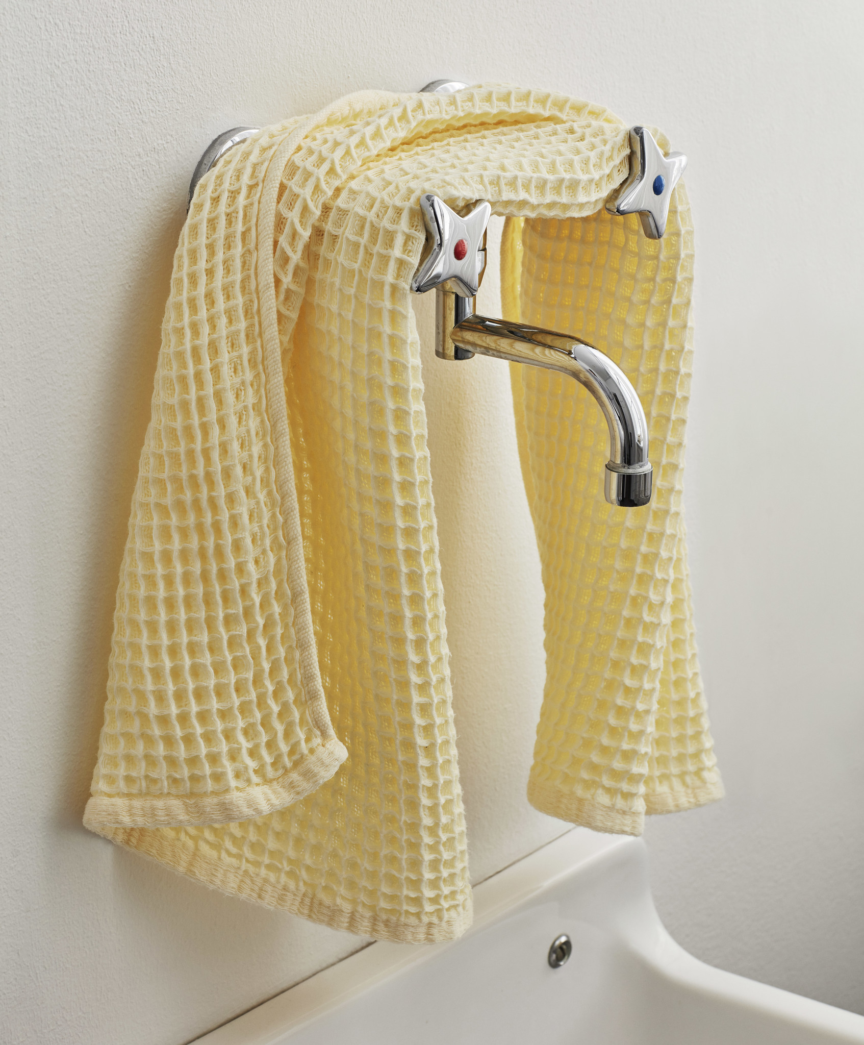 Giant waffle - Guest towel-2
