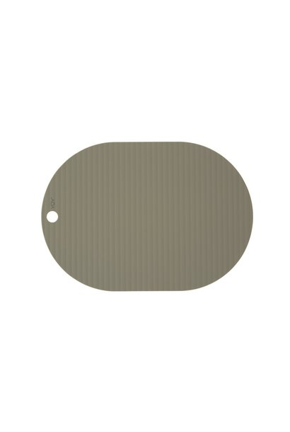 Ribbo placemat - Olive