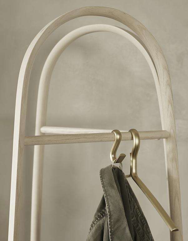 Turn Hanger 3pcs - Messing-2