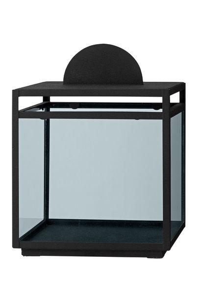 Turris - Lantern - Black & Pale mint