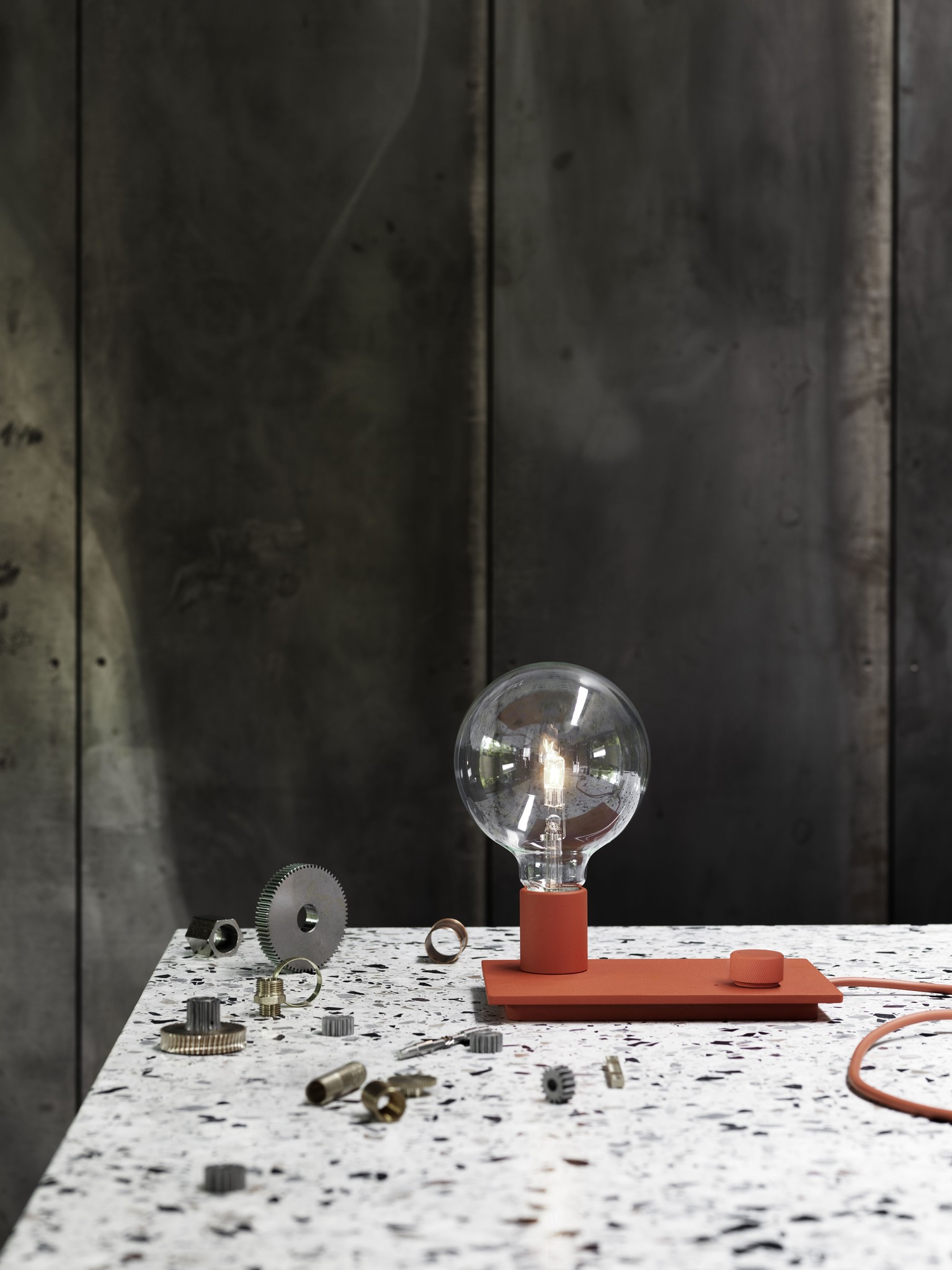 Control Table lamp-4