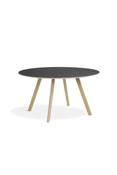 CPH 25 Table - Water-based lacquered solid oak