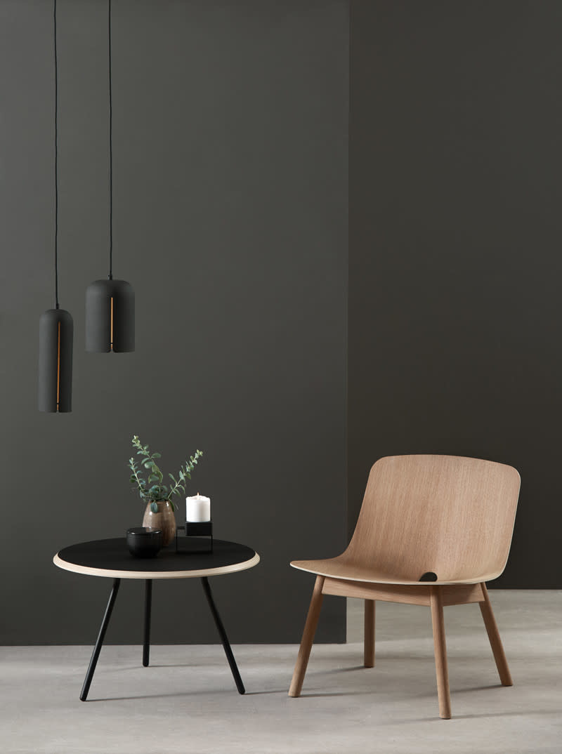 Soround Coffee Table - Black Fenix-2