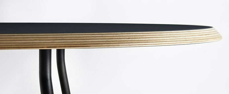 Soround Coffee Table - Black Fenix-3