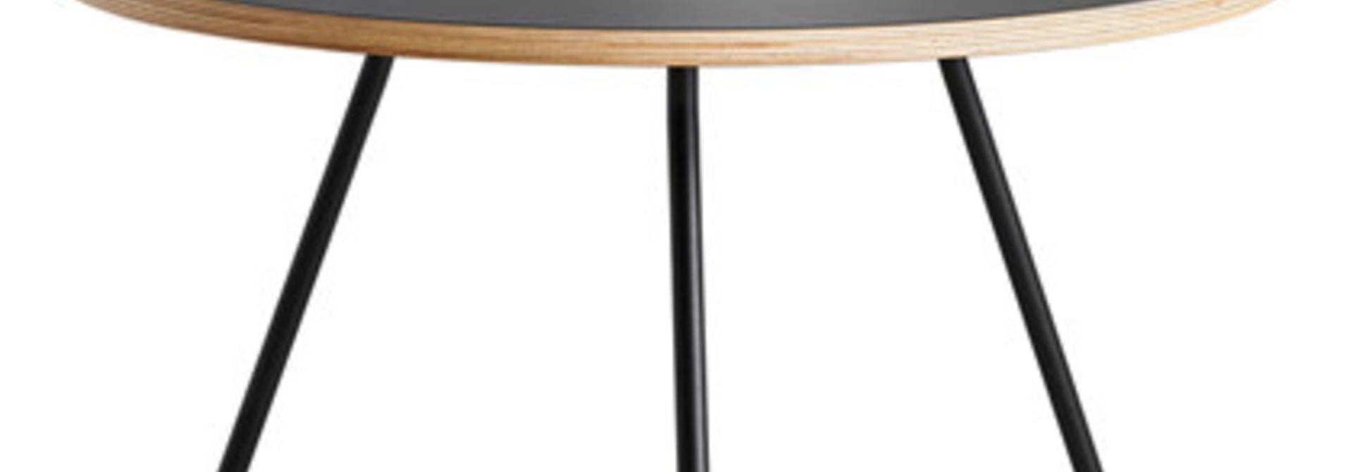 Soround Coffee Table - Black Fenix
