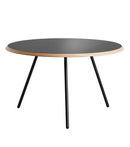 Soround Coffee Table - Black Fenix-1