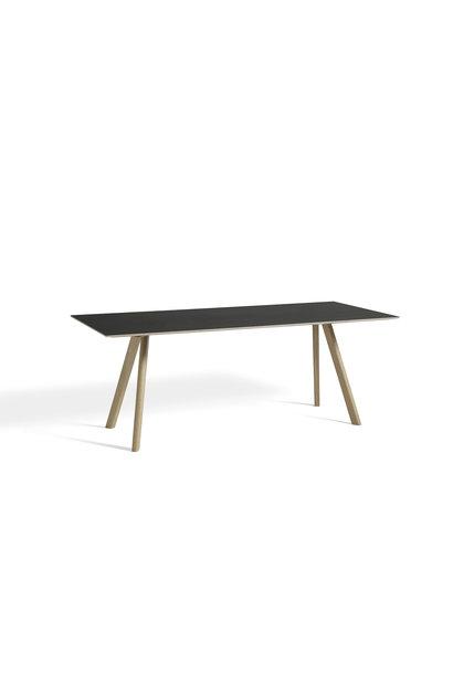 CPH 30 Table - Soaped solid oak