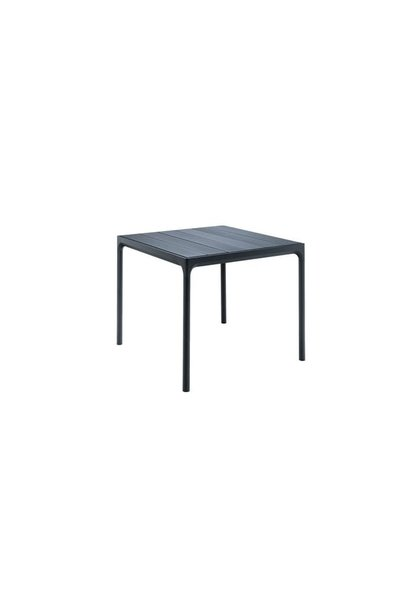 Four table - Black powder coated