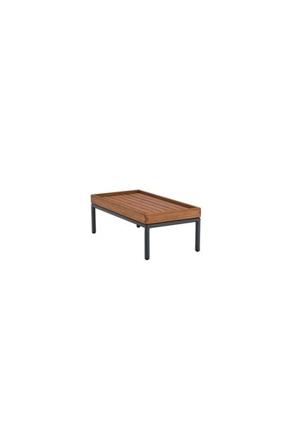 Level Lounge sofa - Side table bamboo