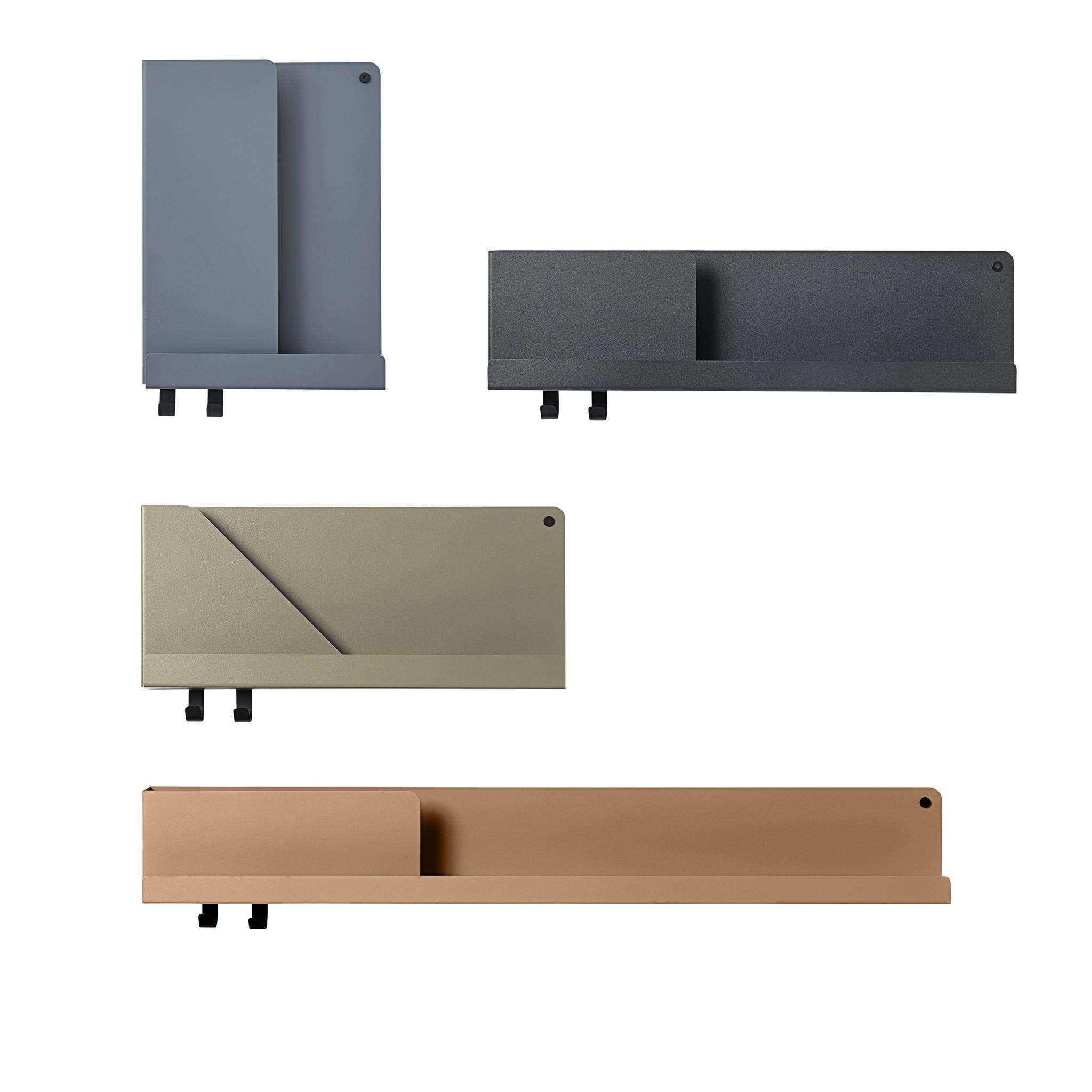 Folded shelves - XS-2