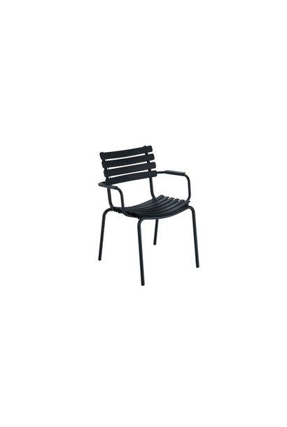 Clips Dining - Alu armrest
