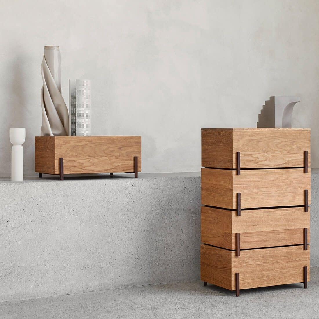 Stack Storage Boxes 3pcs-5