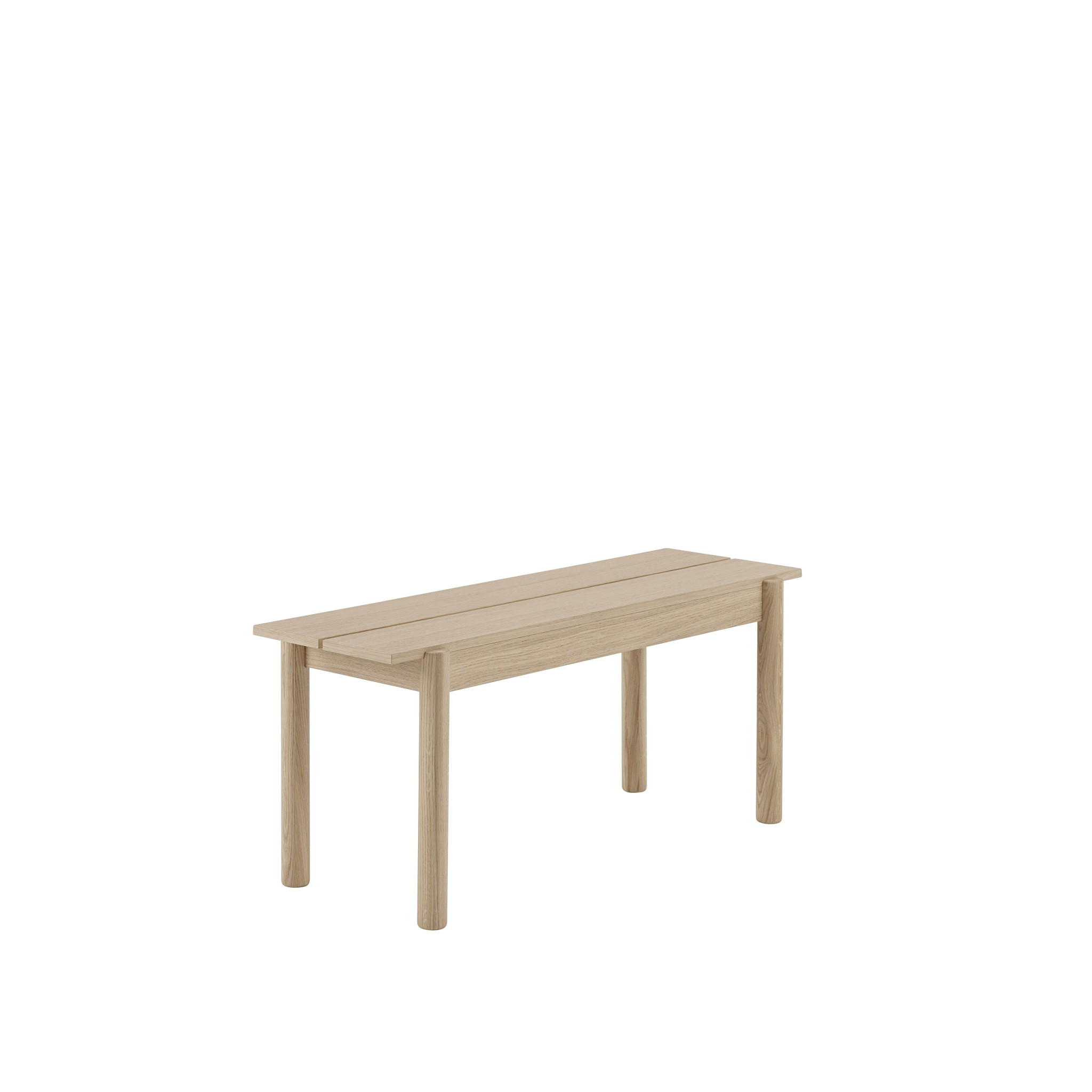 Linear Wood Bench-1