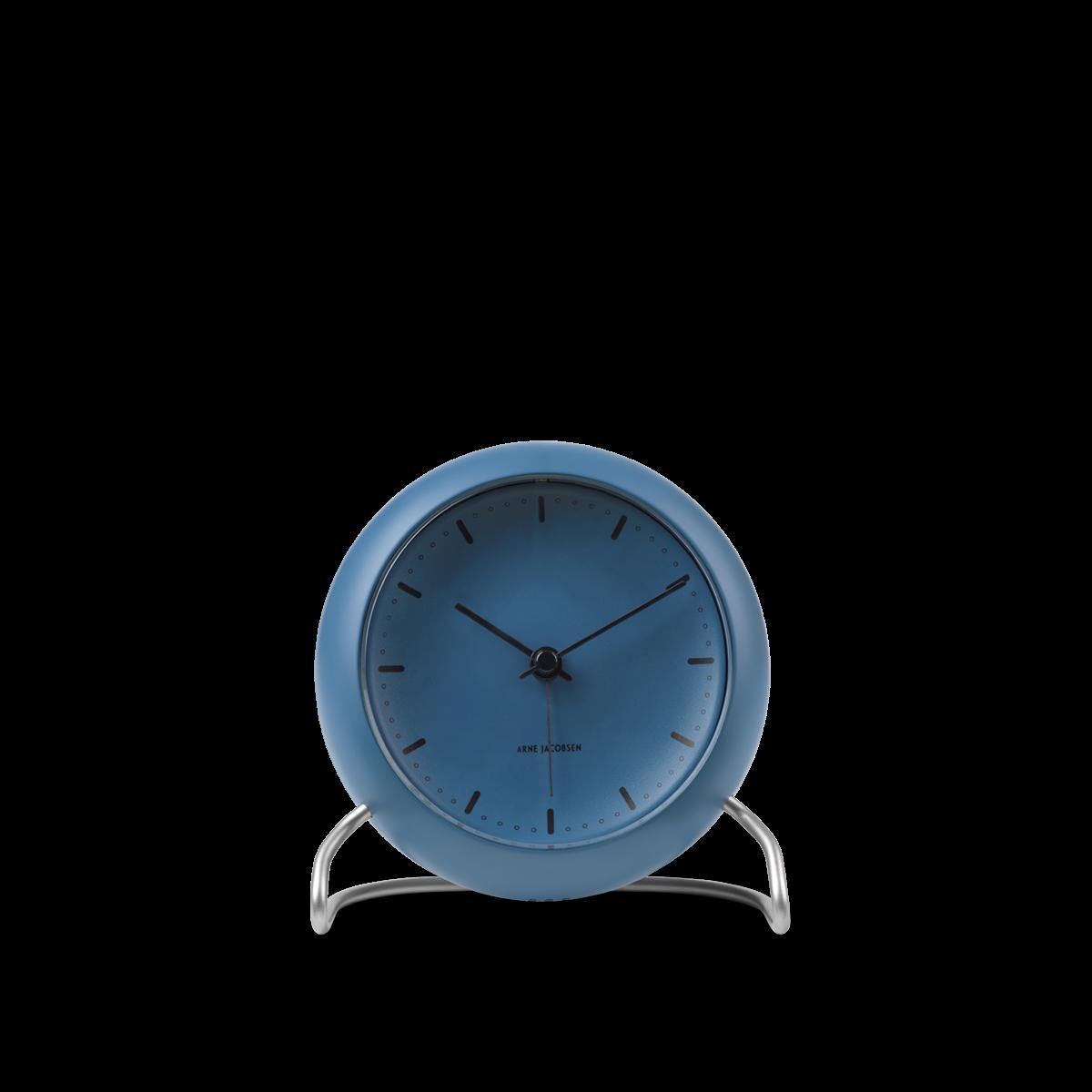 City Hall table clock-3