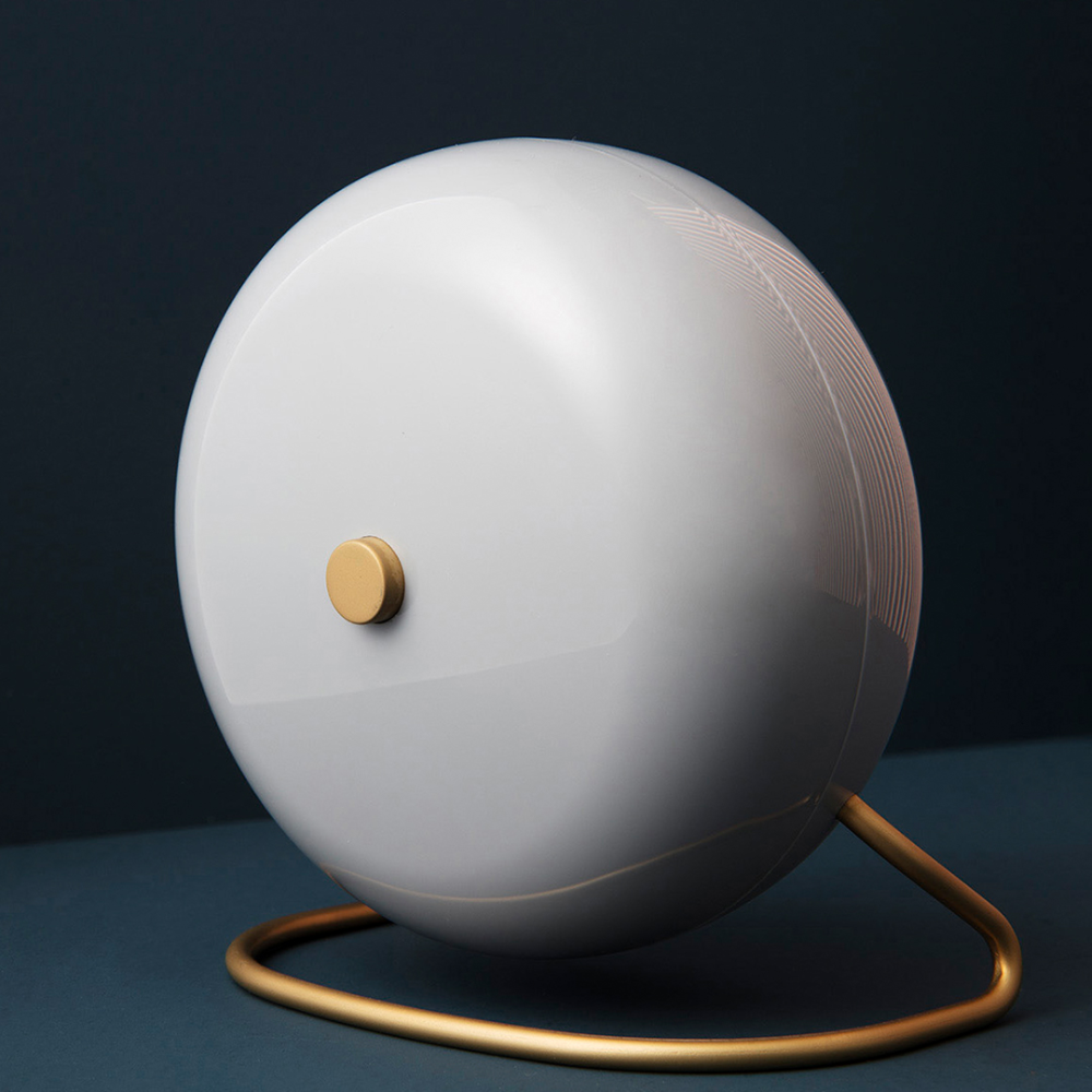 Station table clock-7