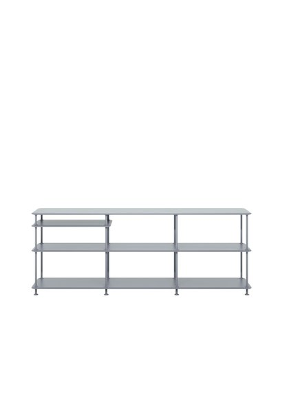 Free shelving system - Low shelving system
