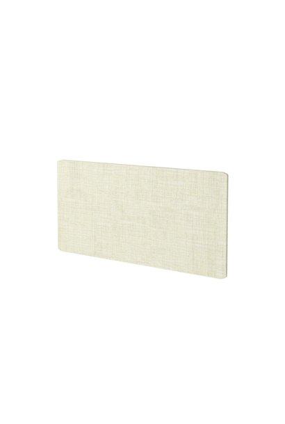 Free shelving system - Textile panel