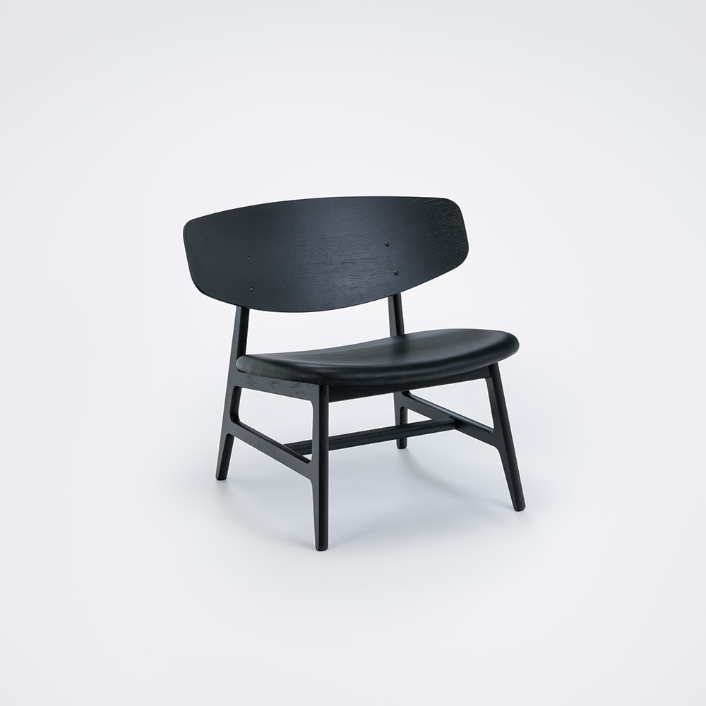 Siko Lounge Chair Mono Colour-4