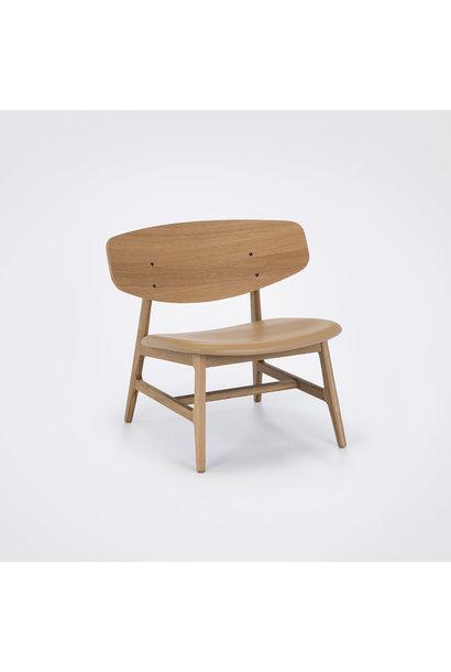 Siko Lounge Chair Oak