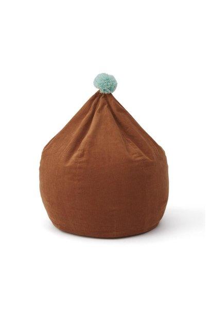 Beanbag Corduroy Caramel