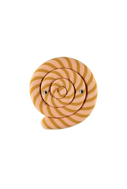 Lollipop cushion Caramel