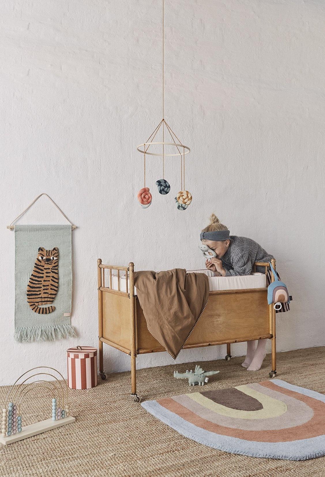 Haikan bedding Baby Rubber-2