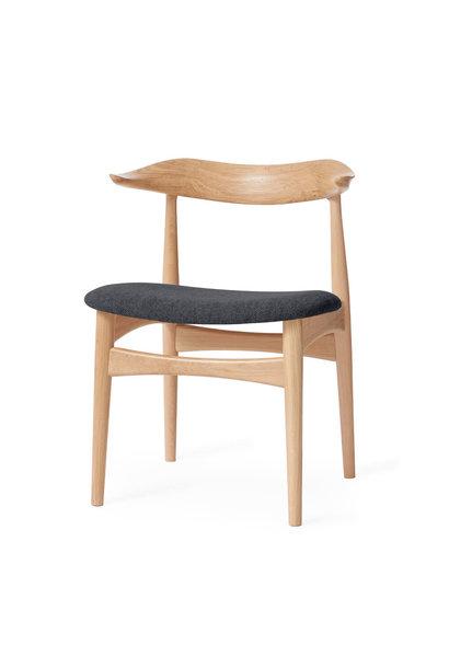 Cow Horn Chair Oiled Oak