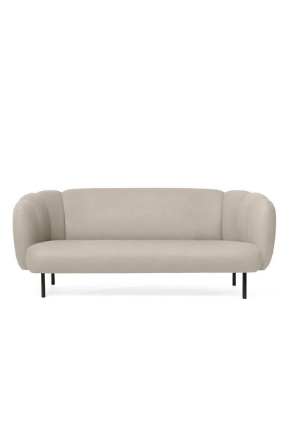 Cape Sofa with stitches 3 seater