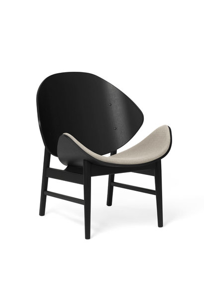 The Orange Lounge chair - Seat upholstery