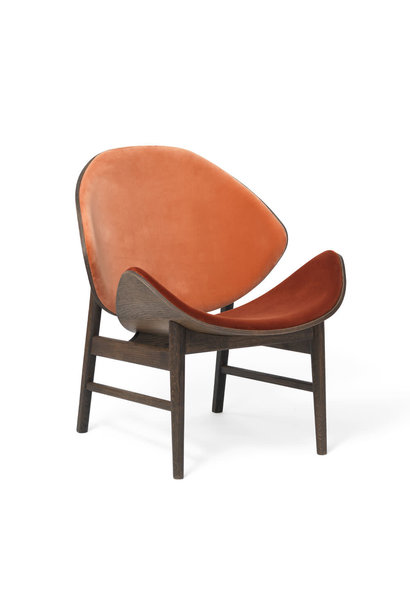 The Orange Lounge chair - Seat and back upholstery