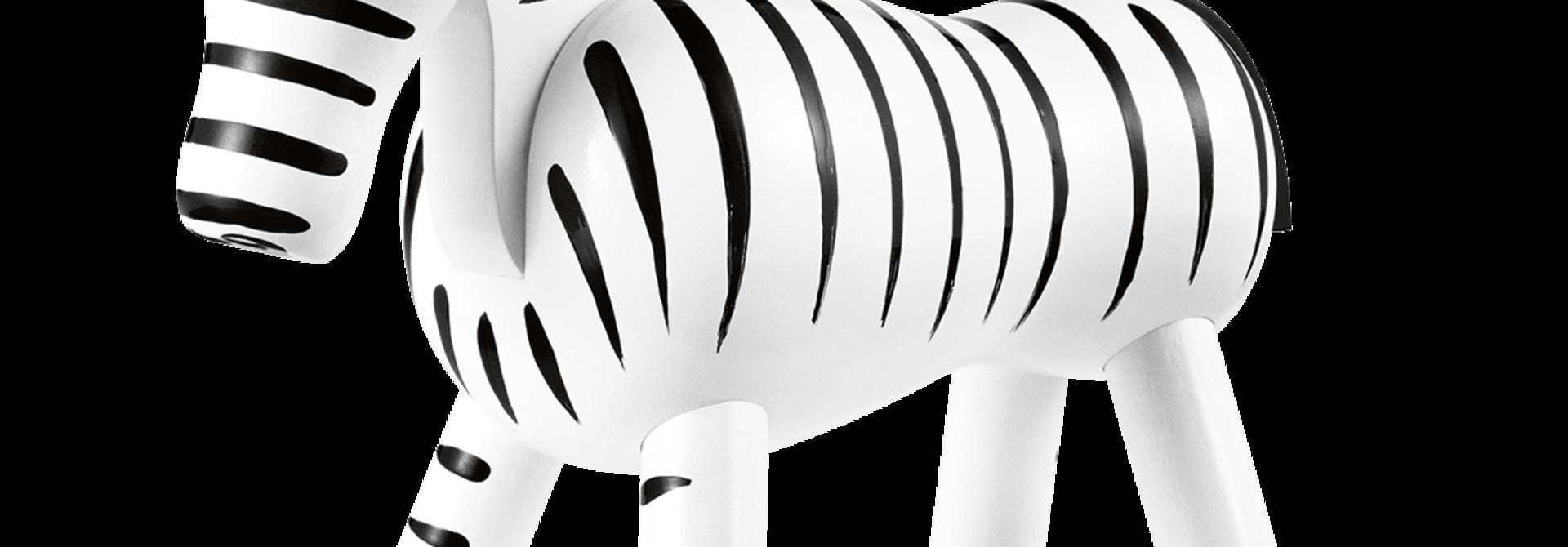 Zebra black/white