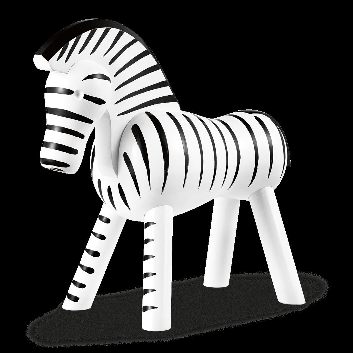 Zebra black/white-1