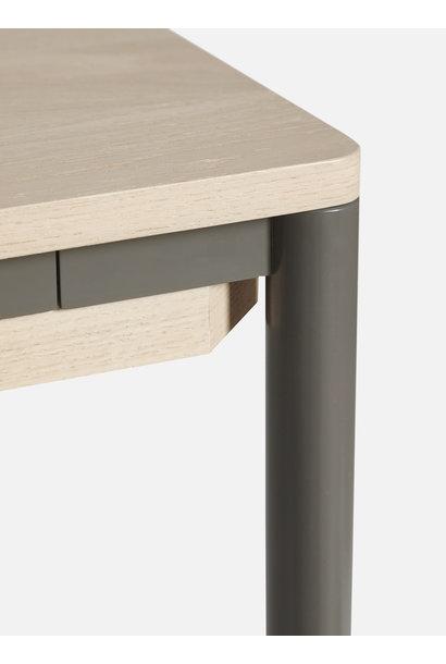 Leaf for Piezas Table - B45xD95cm