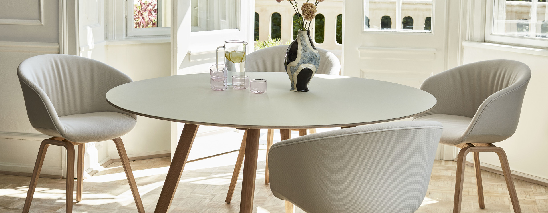 -20% discount HAY CPH Dining tables
