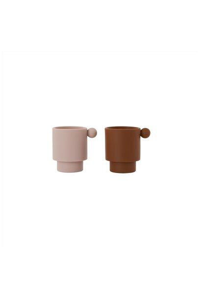 Tiny Inka Cup 2pcs