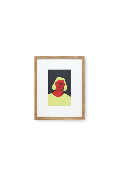 Art frame by Pauline Blanchard