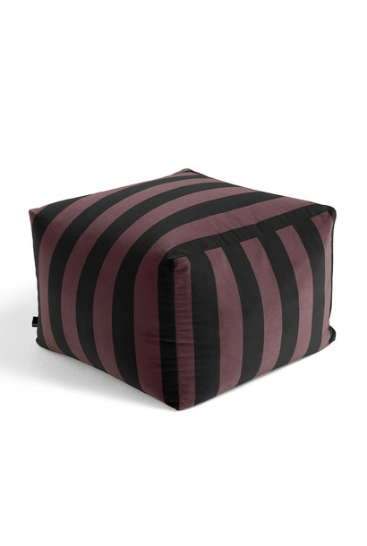 Pouf soft Stripe