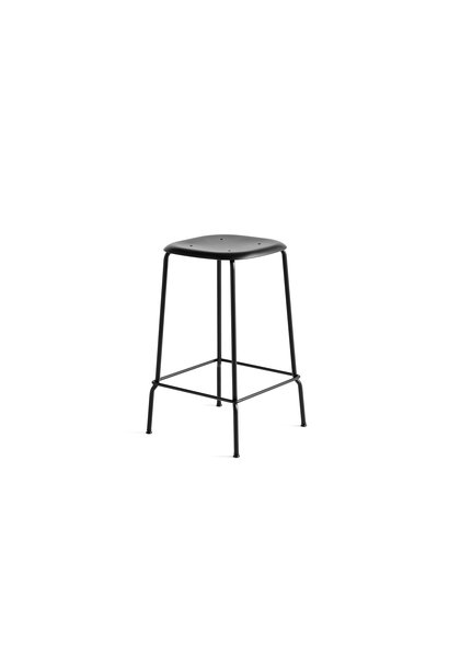 Showroommodel Soft Edge 30 - low  black steel / black stained
