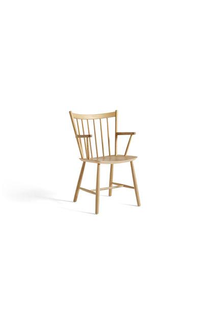 Toonzaalmodel J42 chair matt lacquered oak