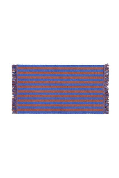Stripes and Stripes Door Mat