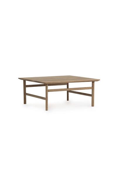 Grow Table 80x80cm