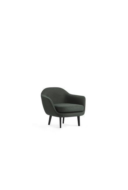 Sum Armchair Black Base