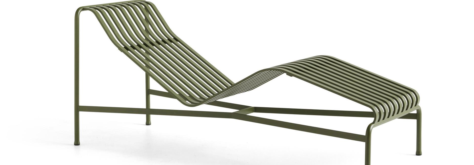 Palissade Chaise longue