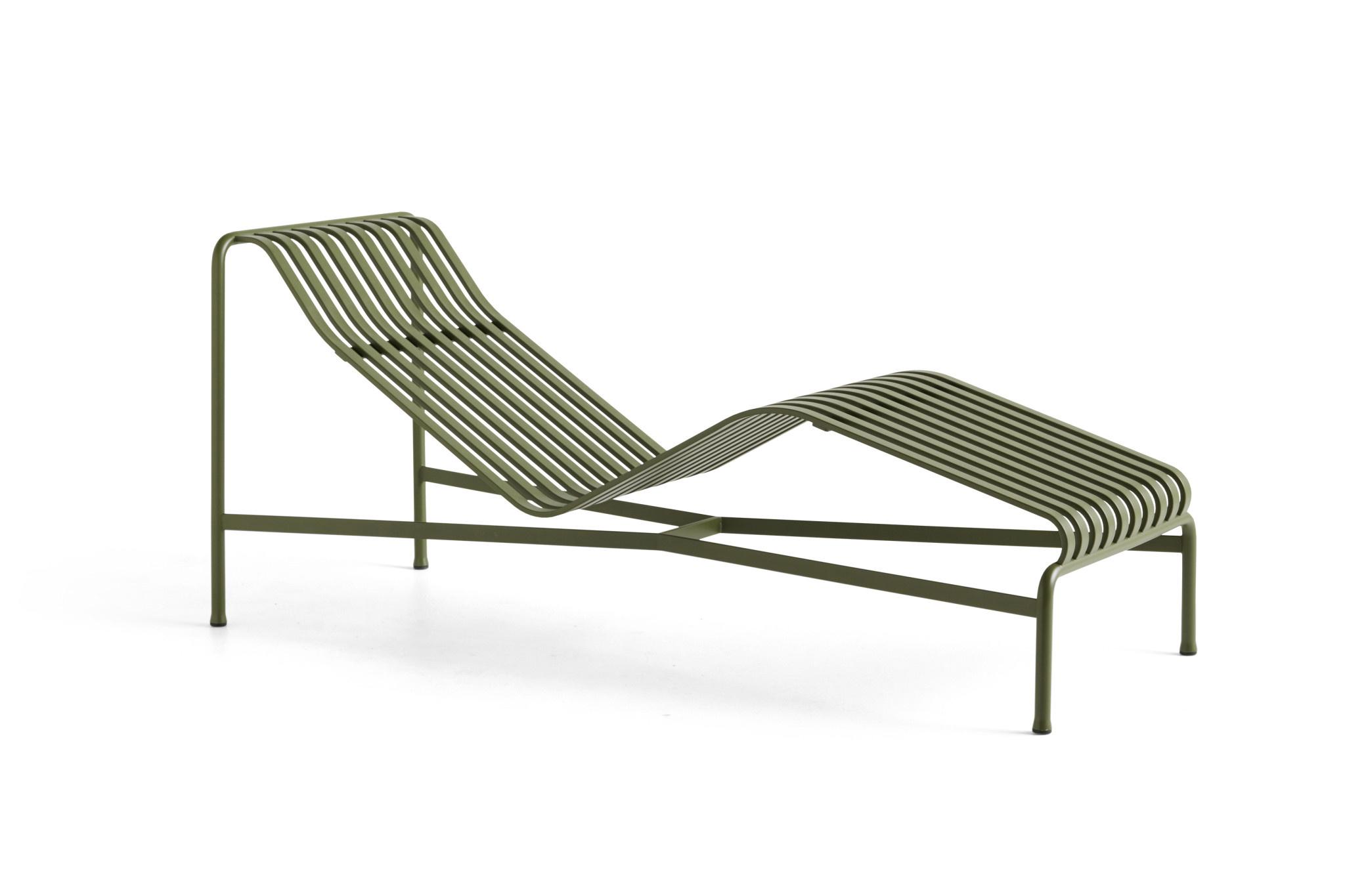 Palissade Chaise longue-1