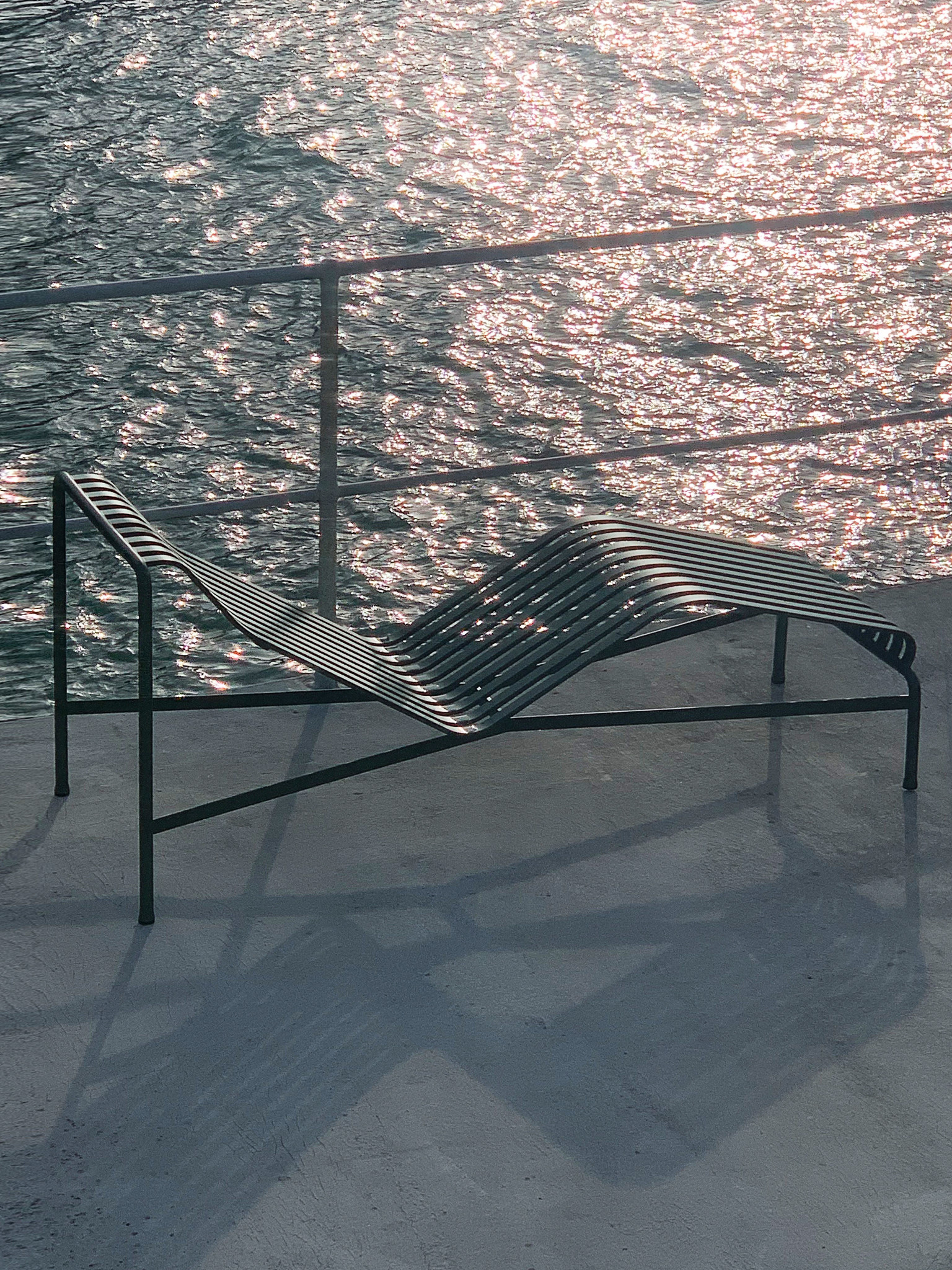 Palissade Chaise longue-4