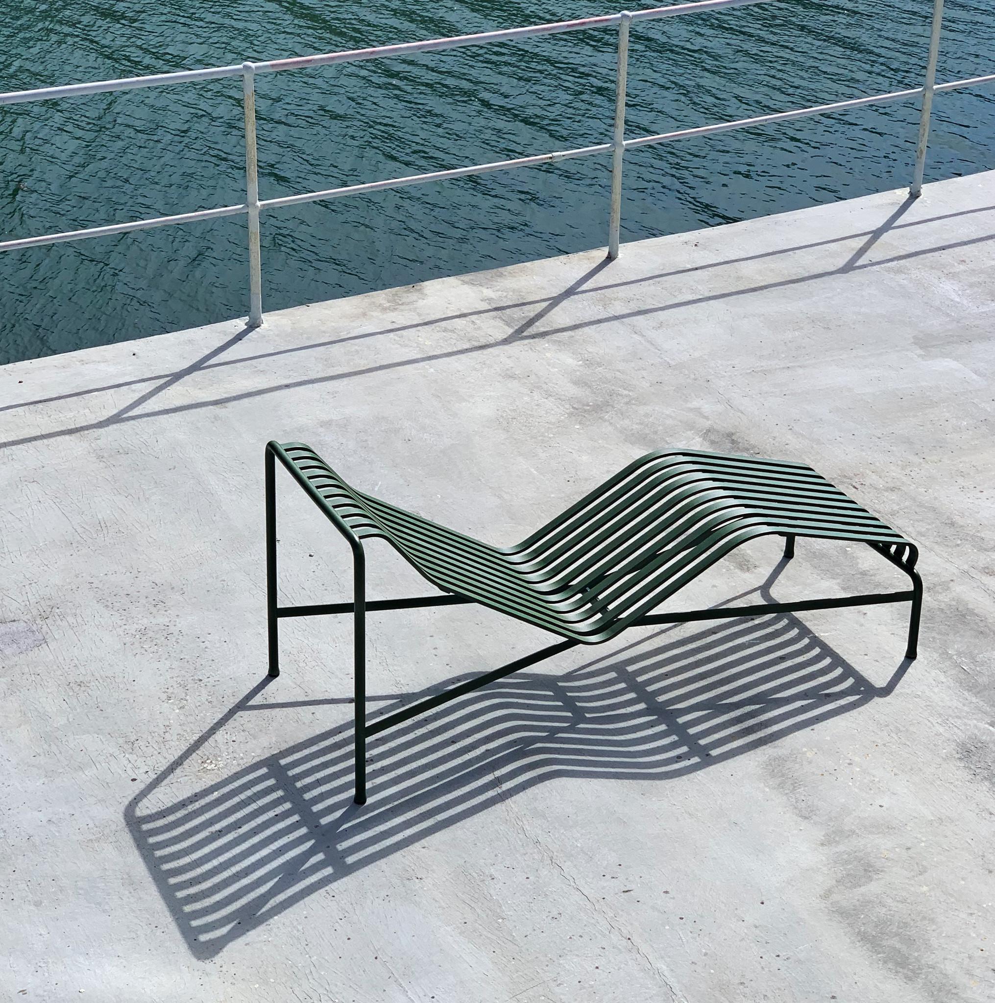 Palissade Chaise longue-8