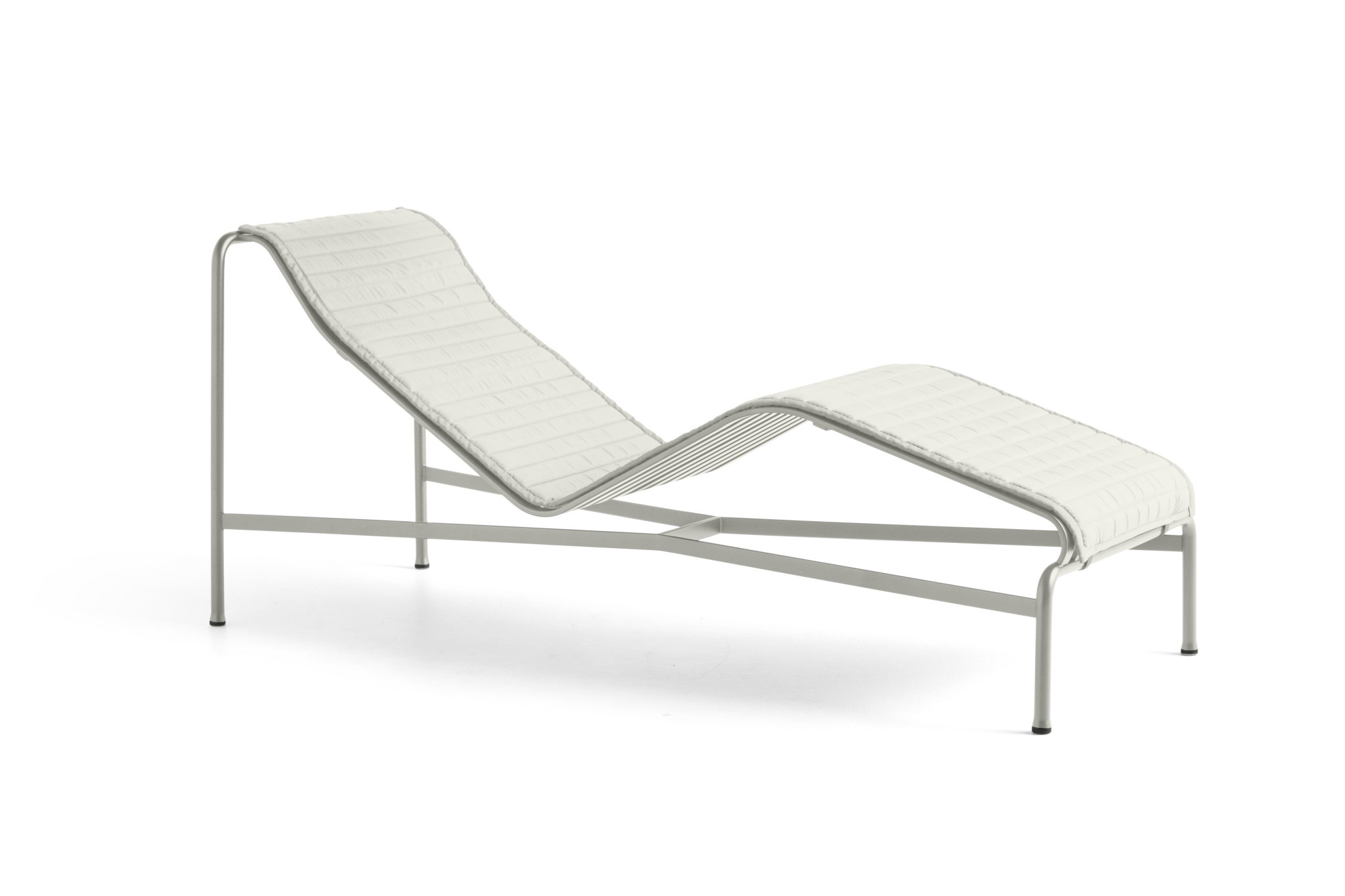 Palissade Chaise longue Quilted cushion-3