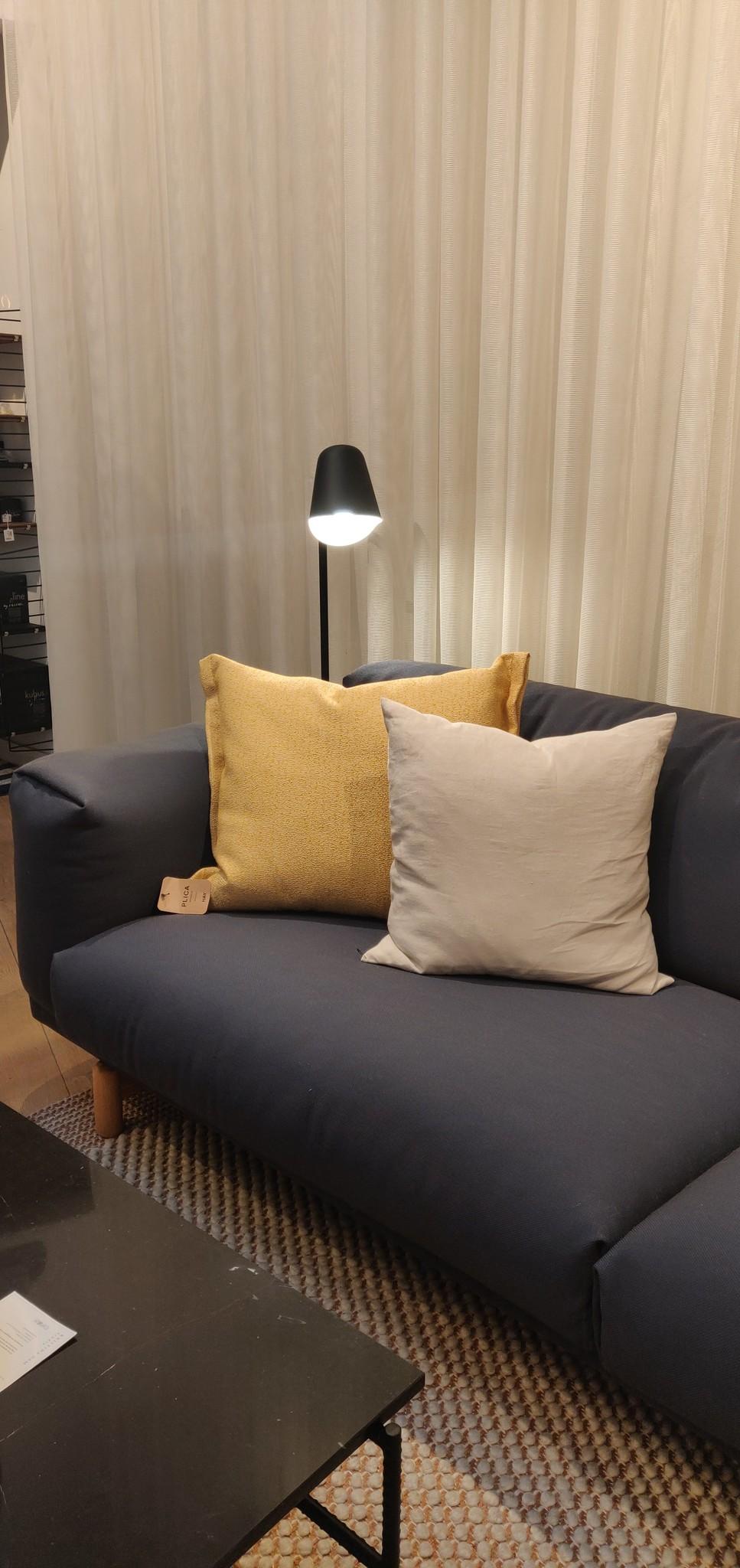 Toonzaalmodel Rest sofa - 3-seater - Steelcut trio3 756-2