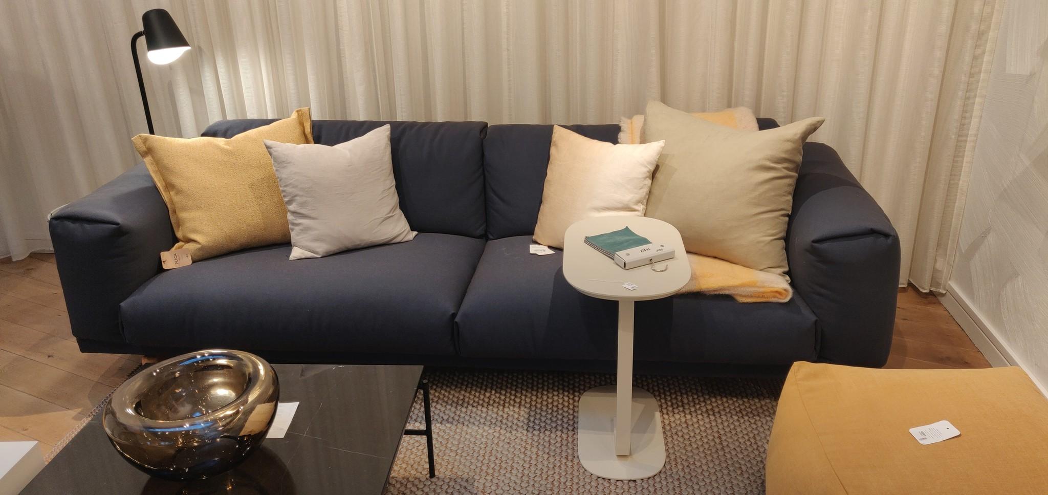 Toonzaalmodel Rest sofa - 3-seater - Steelcut trio3 756-3